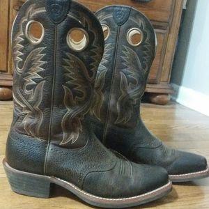 Ariat men's Roughstock boots size 11.5 D